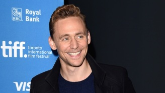 In Which We Discuss Autopsies With Tom Hiddleston In A Nightclub Basement