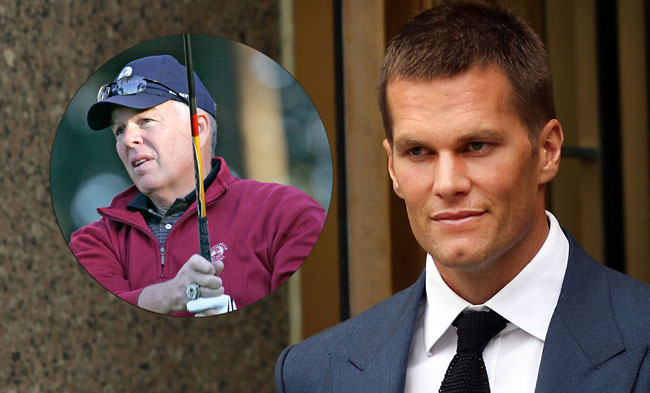 Tom Brady And Roger Goodell Fail To Reach Settlement Over 4-Game Suspension