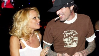 Pamela Anderson Has Never Watched Her Tommy Lee Sex Tape, Has Penis Karma