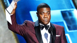 Tracy Morgan's Comeback Tour Included His First Time Doing Standup In 16 Months