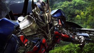 The most amazing 'Transformers' pitch ever | Fandemonium