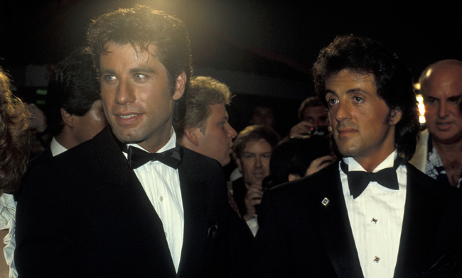 """Stayin' Alive"" Premiere - july 11, 1983"
