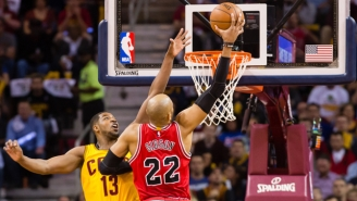Taj Gibson Says He Played Through A Torn Ligament In The Playoffs Last Season