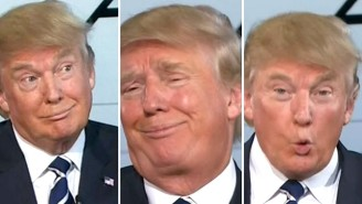 The Five Most Ridiculous Donald Trump GIFs From The CNN Debate
