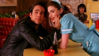 Love Lives On: Two 'Twin Peaks' lovebirds just reunited on set