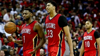 Tyreke Evans Doesn't See A Difference Between A Healthy Pelicans Team And The Warriors