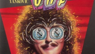 'Weird Al' Yankovic's 'UHF' Was A Flop, And That's No Big Deal