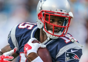 Reggie Wayne Reportedly Asked To Be Released Because Playing For The Patriots Was 'No Fun'
