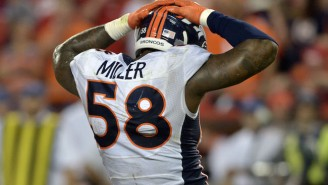 Von Miller's Sack Celebrations Continue To Be Very Awesome And Possibly NSFW