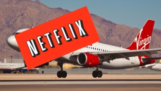 Netflix And Virgin America Will Distract Frazzled Flyers With Free In-Flight Streaming