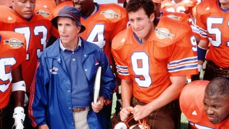 'You Can Do It' And Other Game Day-Worthy Lines From 'The Waterboy'