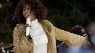 Whitney Houston Will Be Getting The Hologram Treatment Soon