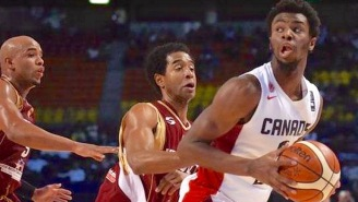 Andrew Wiggins Says Canada's Loss To Venezuela Is The Worst Of His Career
