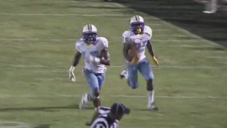 Meet 5'5 Willie Quinn, The Most Exciting College Football Player You've Never Heard About