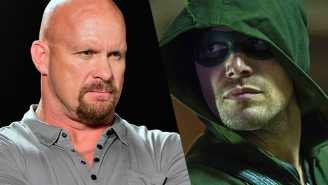 Steve Austin Stomped A Verbal Mudhole In Stephen Amell's Performance At SummerSlam