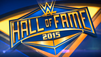 Here's The Rumored Frontrunner For The WWE Hall Of Fame Class Of 2016