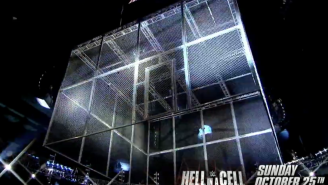 WWE Announced A Huge Main Event For Hell In A Cell