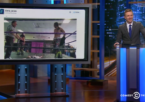 The Young Bucks Made It On '@Midnight' And Ron Funches Joined The Bullet Club