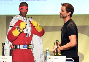 Oh No He Di'n't: Zack Snyder TRASHES Blank-Man In Incendiary New Interview