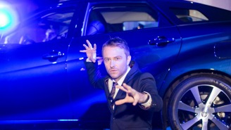 A Night At The Toyota Mirai Launch With Chris Hardwick