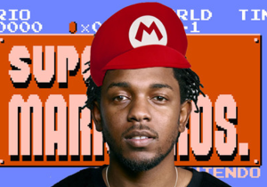Kendrick Lamar Becomes King Koopa On This 'Super Mario Bros.' Mashup