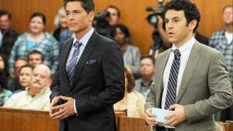 FOX Is Going To Give 'The Grinder' A Full Season To Let Rob Lowe Charm You
