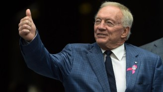 This Dallas Broadcaster Went Scorched-Earth On Jerry Jones And The Cowboys