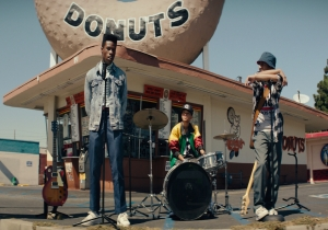 """Exclusive: Pharrell Williams Talks the 90's Hip Hop Scene in a Featurette for """"Dope"""""""
