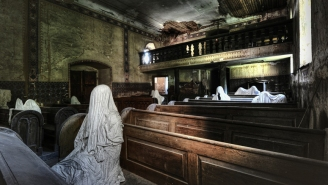 Niki Feijen's Desolate Photographs Are Beautiful, Poetic Nightmare Fuel