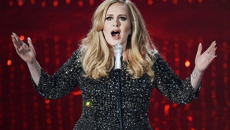 Adele Sang 'Make You Feel My Love' In Tribute To The Brussels Terror Victims