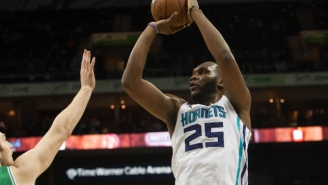 Al Jefferson's Wise Recognition That 'Three-Point Shooting Is What Makes Me Who I Am'