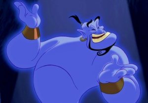 Two decades later, 'Aladdin' directors FINALLY confirm these characters were connected