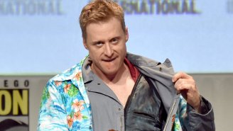 'Uncharted 4' Lost Alan Tudyk Over 'Weird Changes' To The Script