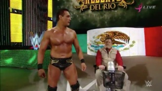 Alberto Del Rio Just Made A Shocking Return To WWE At Hell In A Cell