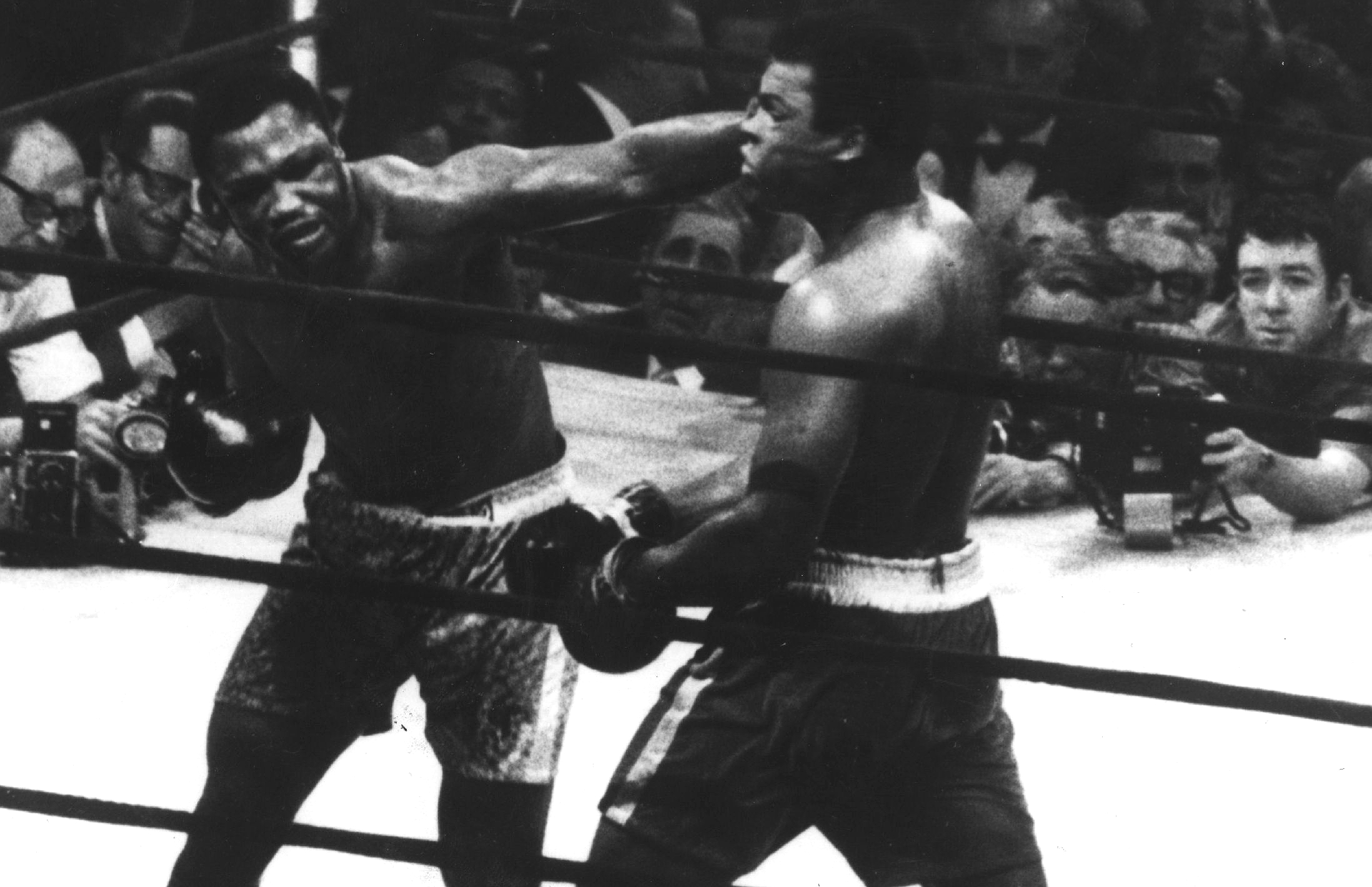 ali frazier fight