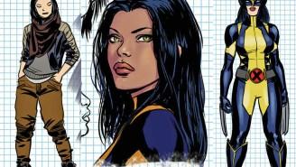 All-New Wolverine has some killer new threads, same old no-nonsense attitude