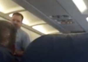 Video: This Woman Was Kicked Off Her Plane Because She Didn't Hear The Flight Attendant Ask Her To Move