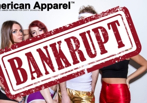 American Apparel Filed For Bankruptcy And The Internet Had A Laugh At The News