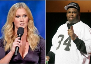 Did Amy Schumer Steal Jokes From Late (And Great) Comedian Patrice O'Neal?