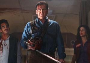 'Ash Vs Evil Dead' Brings Sam Raimi's Inspired Madness To TV