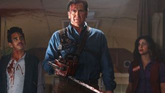 'Ash Vs Evil Dead' Brings Sam Raimi's Inspired Madness To TV