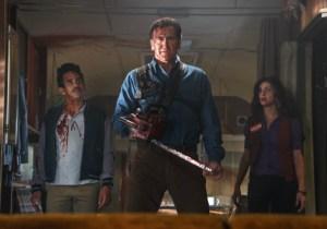 Groovy! 'Ash Vs Evil Dead' Already Has Its Second Season In The Bag