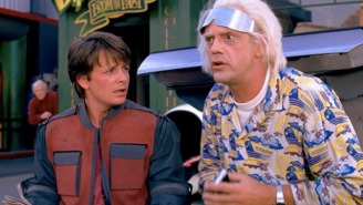When The 'Back To The Future' Porn Parody Hits 69 MPH, You're Gonna See Some Serious Sh*t