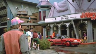 Customers Can Trick Out Their Fords With A Flux Capacitor, Just In Time For 'Back To The Future' Day