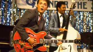 Everything you ever wanted to know about the iconic 'Johnny B. Goode' scene in 'Back to the Future'