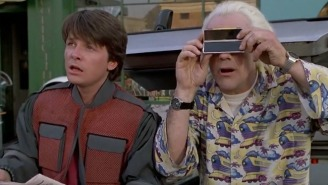 Neil deGrasse Tyson Breaks Down The Predictions Of Life In 2015 From 'Back To The Future Part II'
