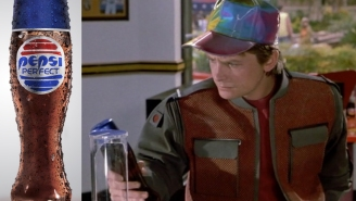 15 days until Back to the Future Day: Soon you'll be able to quench your thirst for Pepsi Perfect