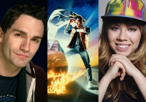 An appreciation of 'Back to the Future' from Jennette McCurdy and Sam Witwer
