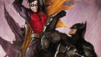 Exclusive Preview: October 21's 'Batman: Arkham Knight – Genesis'