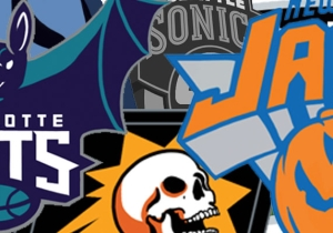 What Would Halloween-Themed NBA Logos Look Like For All 30 Teams? Let's Find Out!